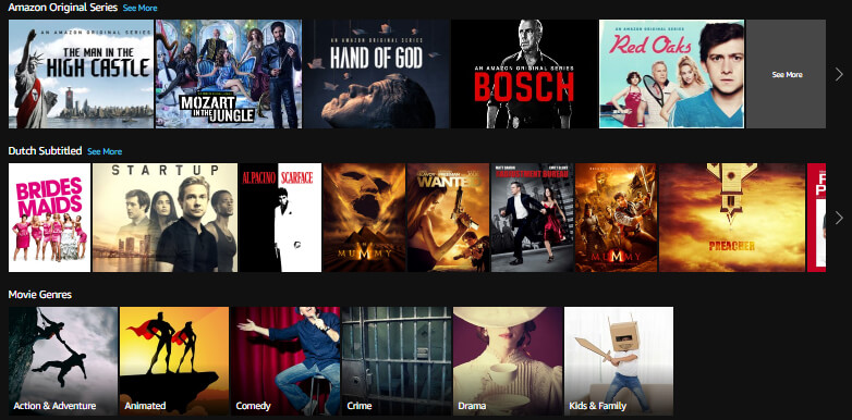 Hoe werkt Amazon Prime Video