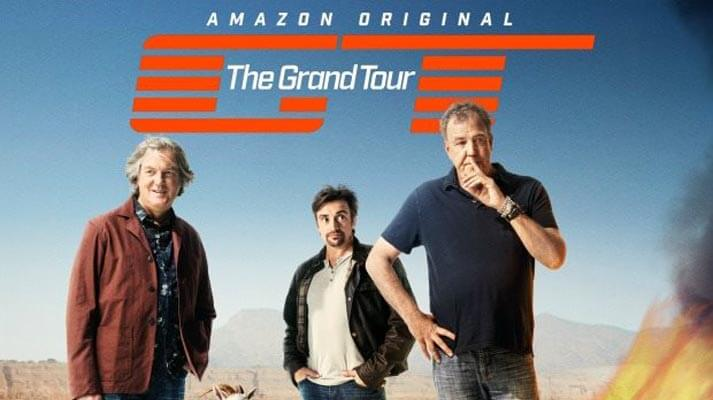 The Grand Tour Amazon Prime Video seizoen 2