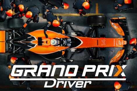 Amazon Prime Video Grand Prix Driver