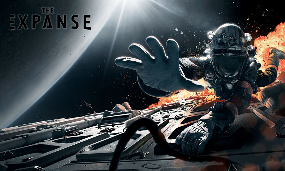 The Expanse seizoen 4 Amazon Prime Video