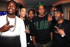 Meek Mill Jay-Z