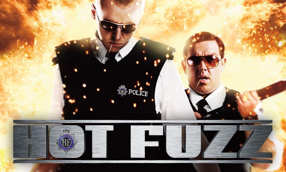 Hot Fuzz Amazon Prime Video