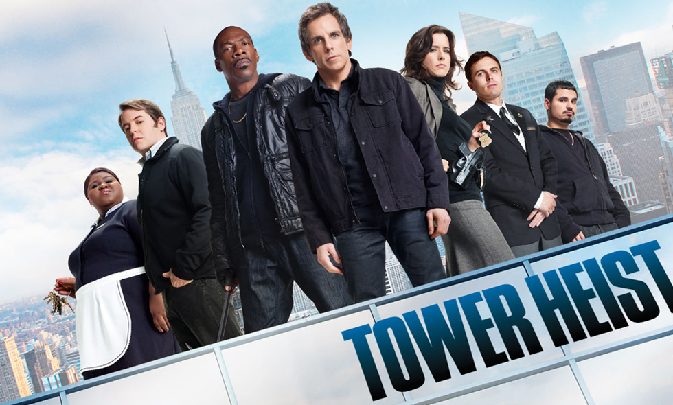 Tower Heist amazon prime video
