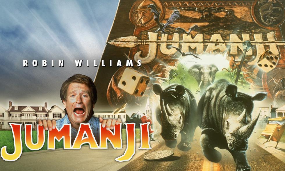 Jumanji Amazon Prime Video