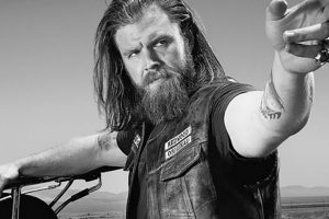 Ryan Hurst Bosch Sons of Anarchy