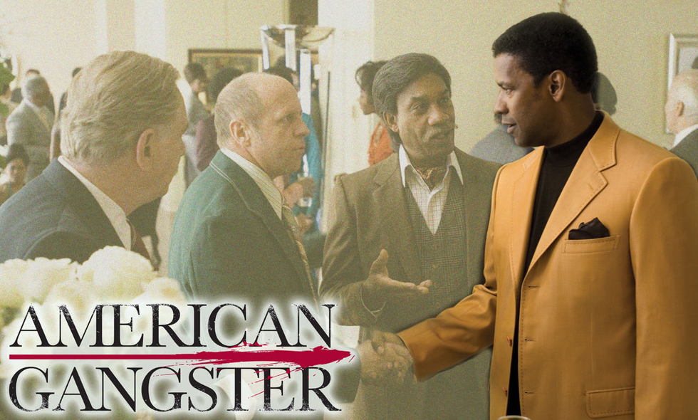 American Gangster Amazon Prime Video