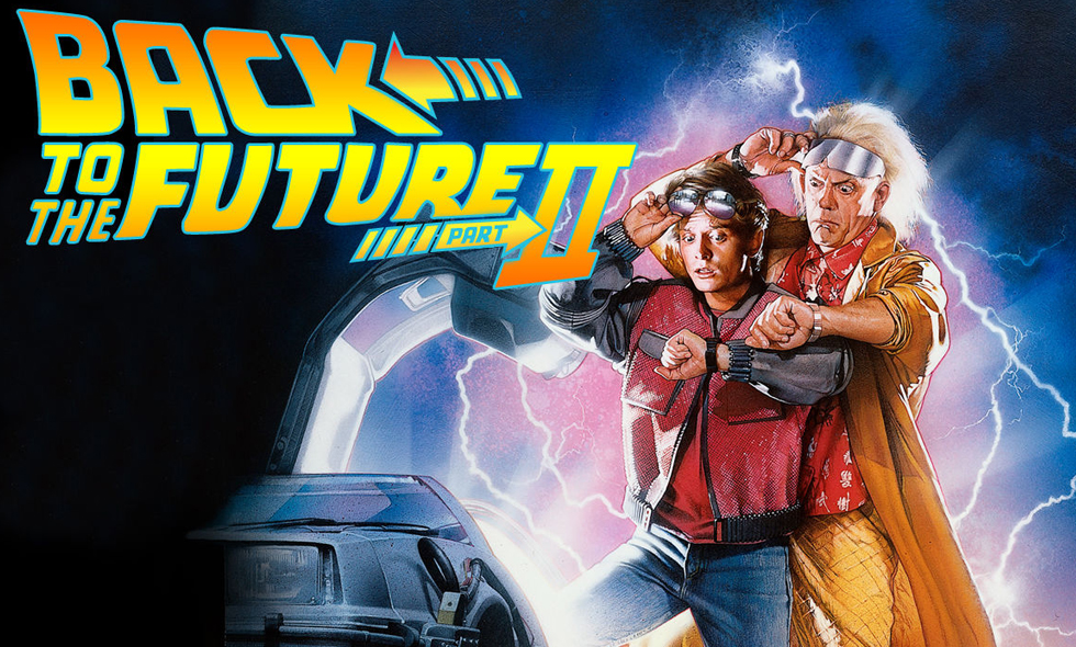 Back to the Future Part II Amazon Prime Video