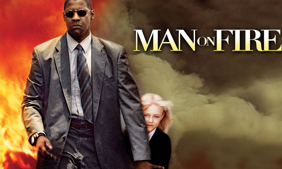Man on Fire Amazon Prime Video