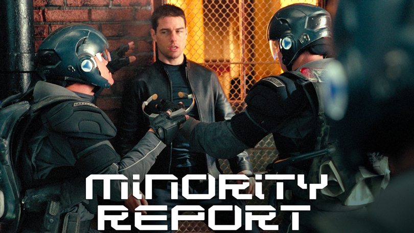 Minority Report Amazon Prime Video