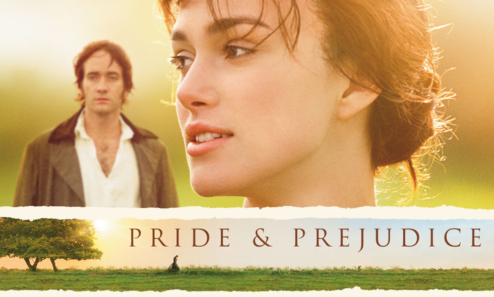 Pride & Prejudice Amazon Prime Video
