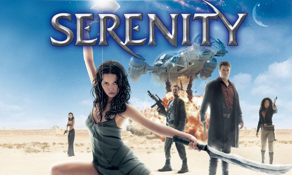 Serenity Amazon Prime Video