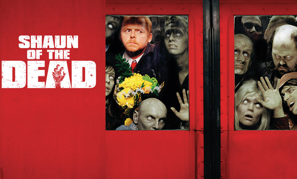 Shaun of the Dead Amazon Prime Video