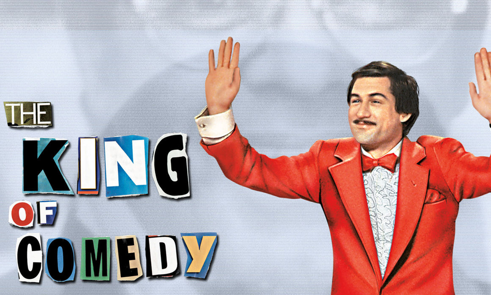 The King of Comedy Amazon Prime Video