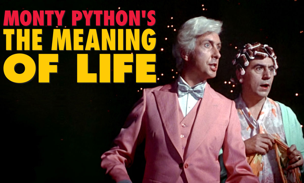Monty Python's The Meaning of Life Amazon Prime Video