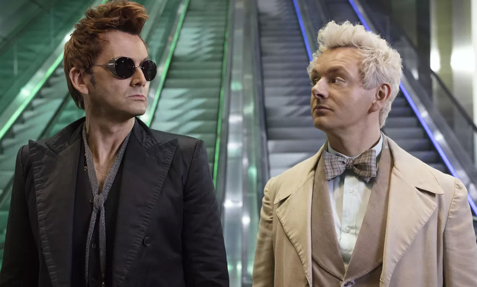 Good Omens Amazon Prime Video