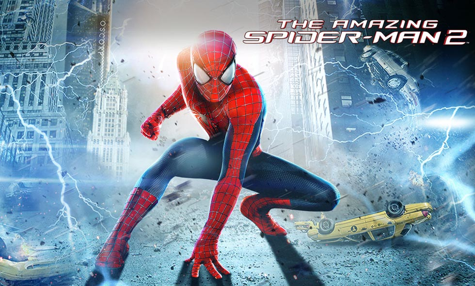 The Amazing Spider-Man 2 Amazon Prime Video
