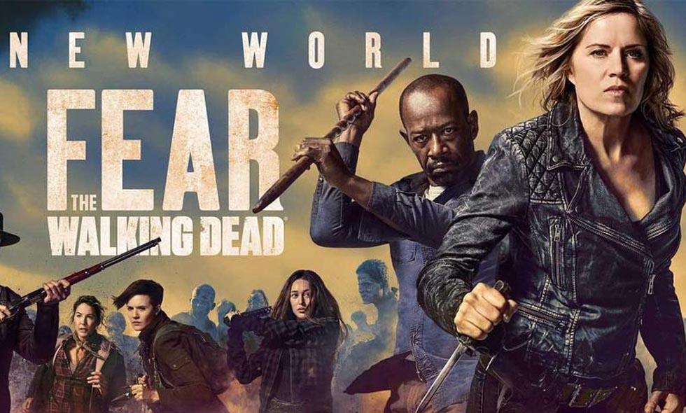 Fear the Walking Dead Amazon Prime Video