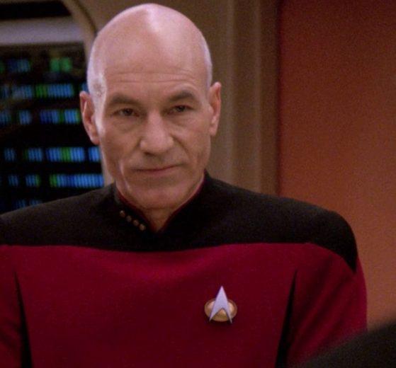 Star Trek Jean-Luc Picard