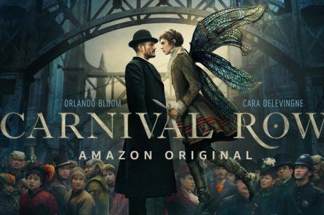 Carnival Row Amazon Prime Video