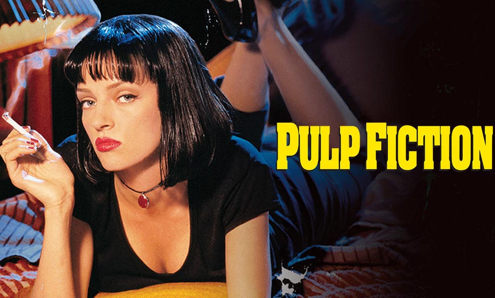 Pulp Fiction Amazon Prime Video