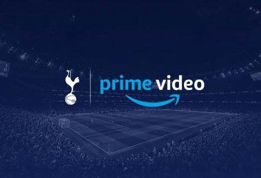 Tottenham Hotspur Amazon Prime Video
