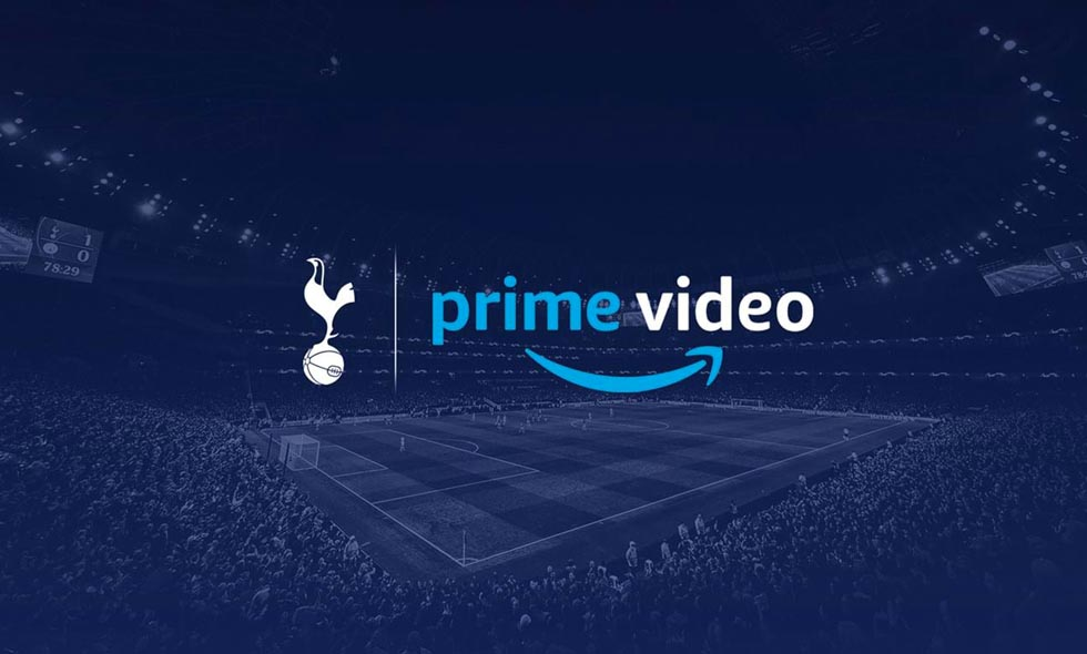 Tottenham Hotspur Amazon Prime Video