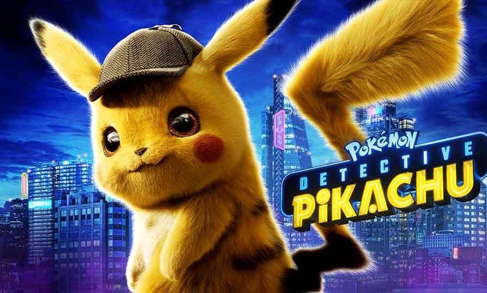 Pokémon Detective Pikachu Amazon Prime Video