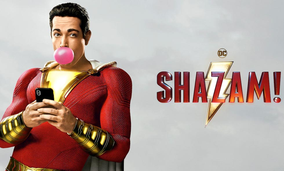 Shazam Amazon Prime Video film