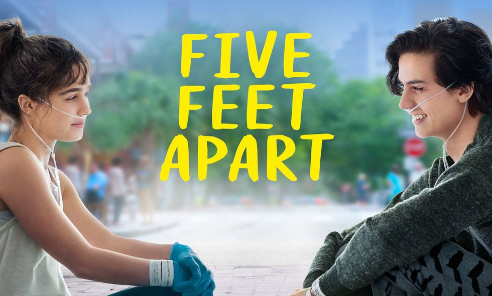 Five Feet Apart Amazon Prime Video