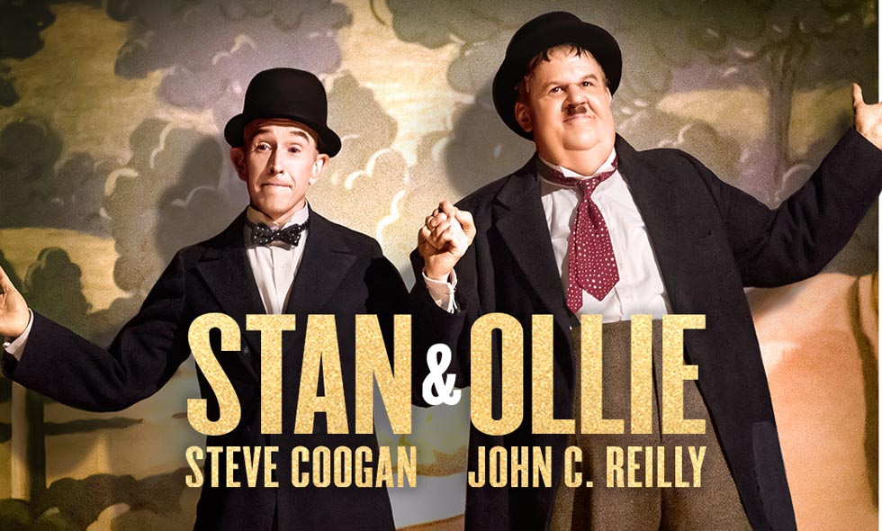 Stan and Ollie Amazon Prime Video