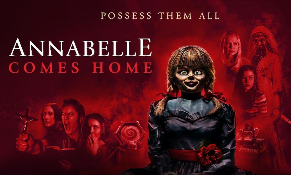 Annabelle Comes Home Amazon Prime Video