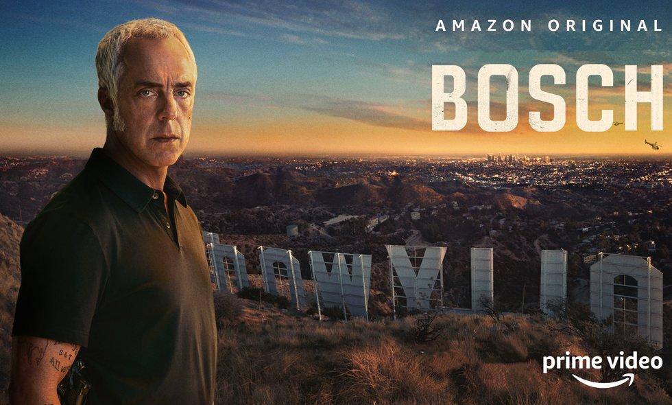 Bosch seizoen 6 Amazon Prime Video