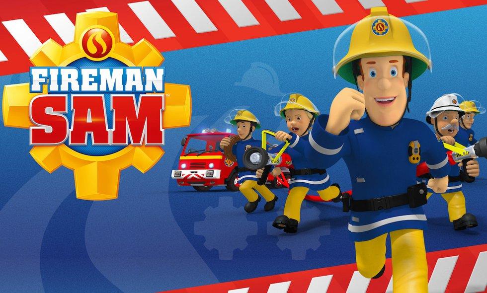 Brandweerman Sam Amazon Prime Video