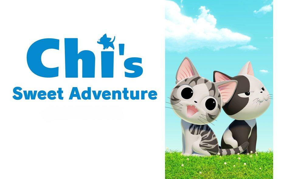 Chi's Sweet Adventure Amazon Prime Video