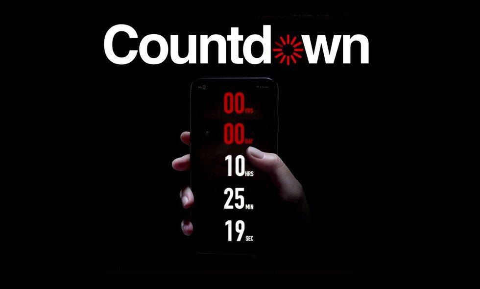 Countdown Amazon Prime Video