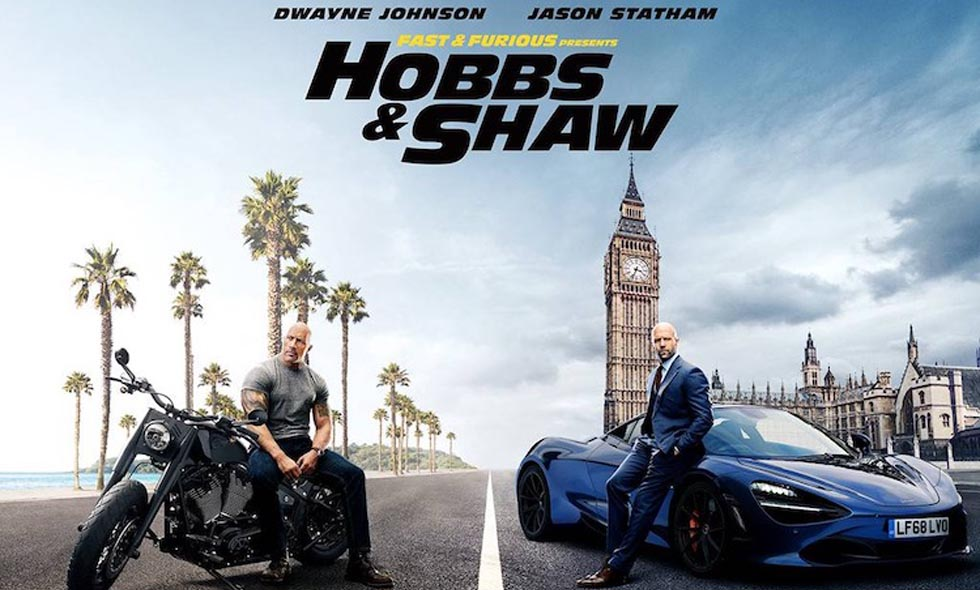 Fast and Furious Presents Hobbs and Shaw Amazon Prime Video