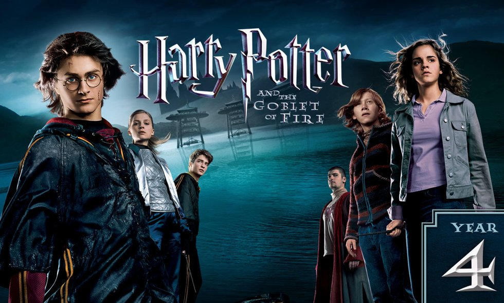 Harry Potter and the Goblet of Fire Amazon Prime Video