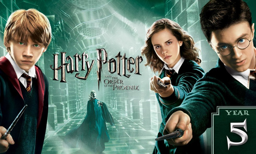 Harry Potter and the Order of the Phoenix Amazon Prime Video