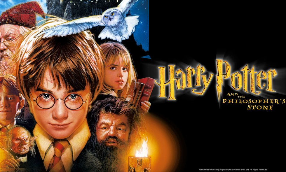 Harry Potter and the Philosophers Stone Amazon Prime Video