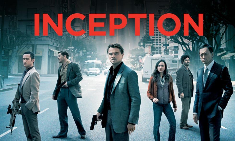 Inception Amazon Prime Video