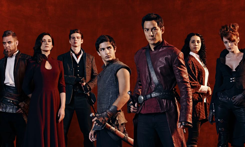 Into the Badlands Amazon Prime Video