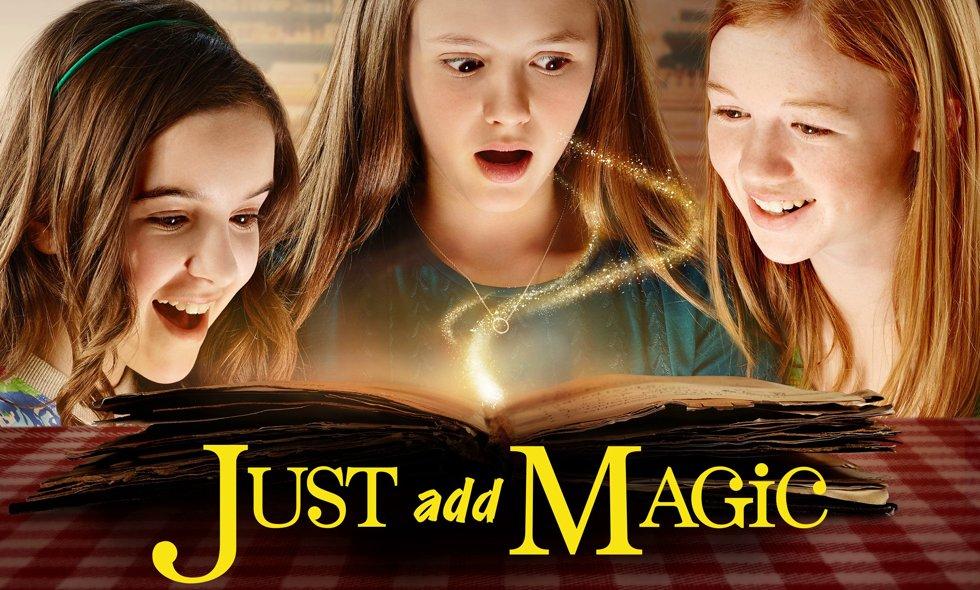 Just Add Magic Amazon Prime Video