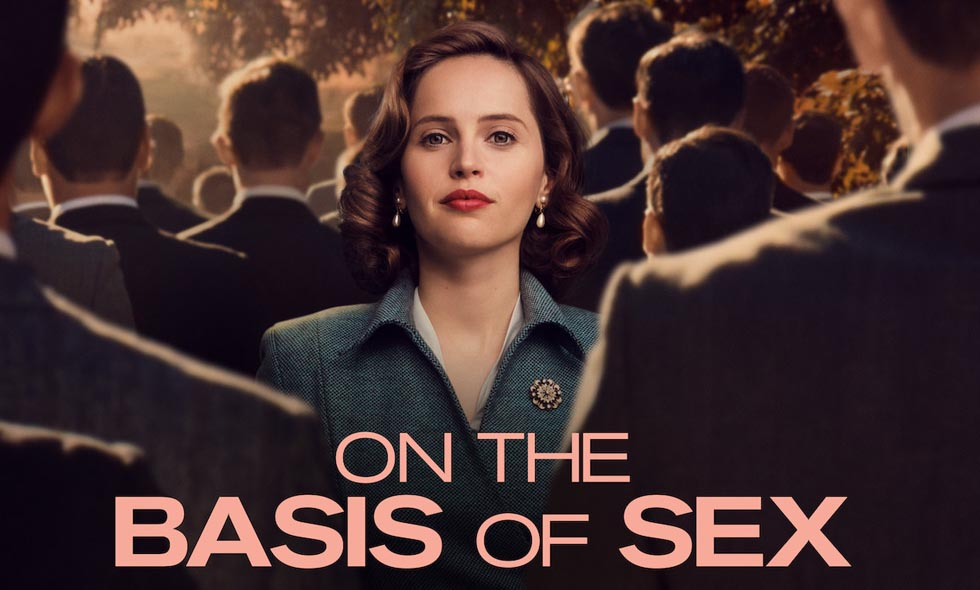 On the Basis of Sex Amazon Prime Video