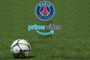 Paris Saint Germain Amazon Prime Video