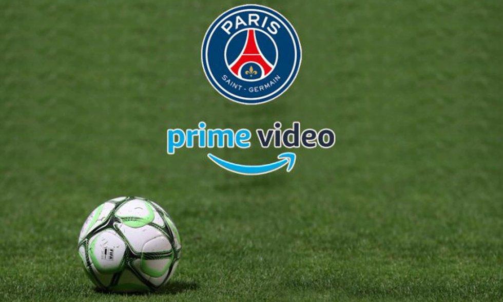 Paris Saint Germain Amazon Prime Video