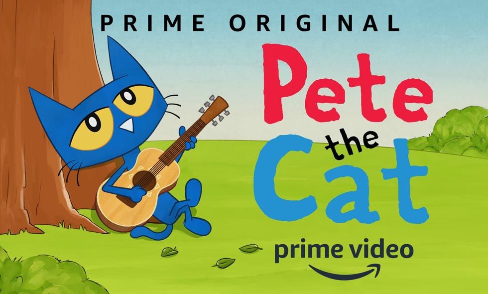 Pete the Cat Amazon Prime Video