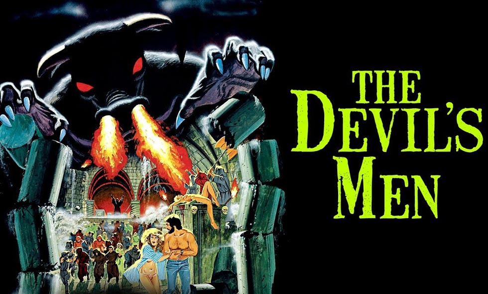 The Devils Man Amazon Prime Video