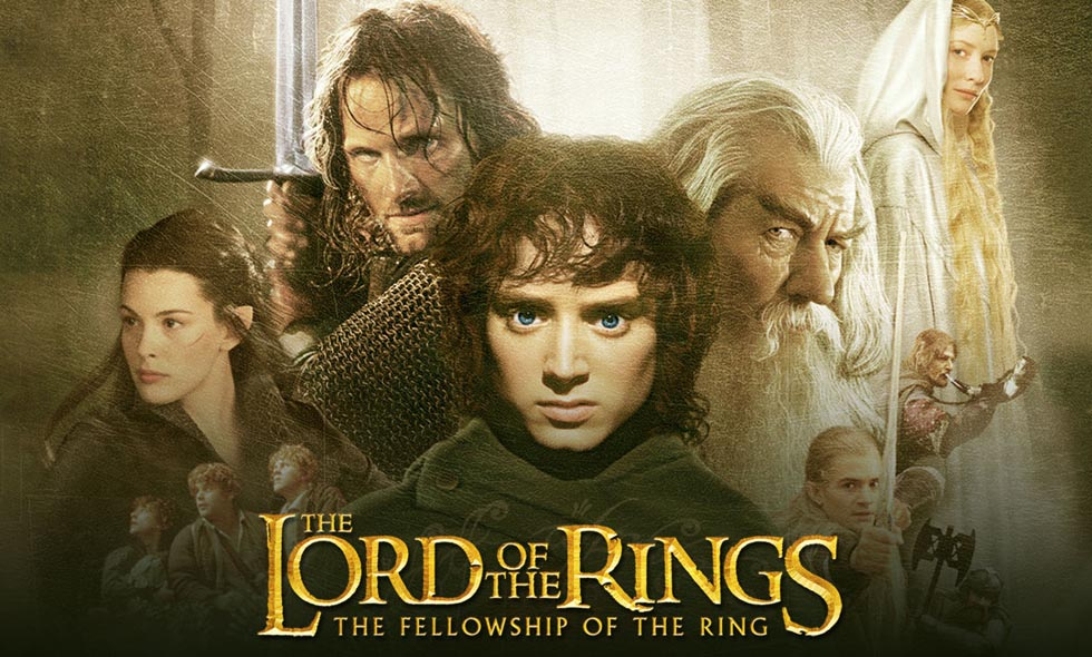 The Lord of the Rings The Fellowship of the Ring Amazon Prime Video