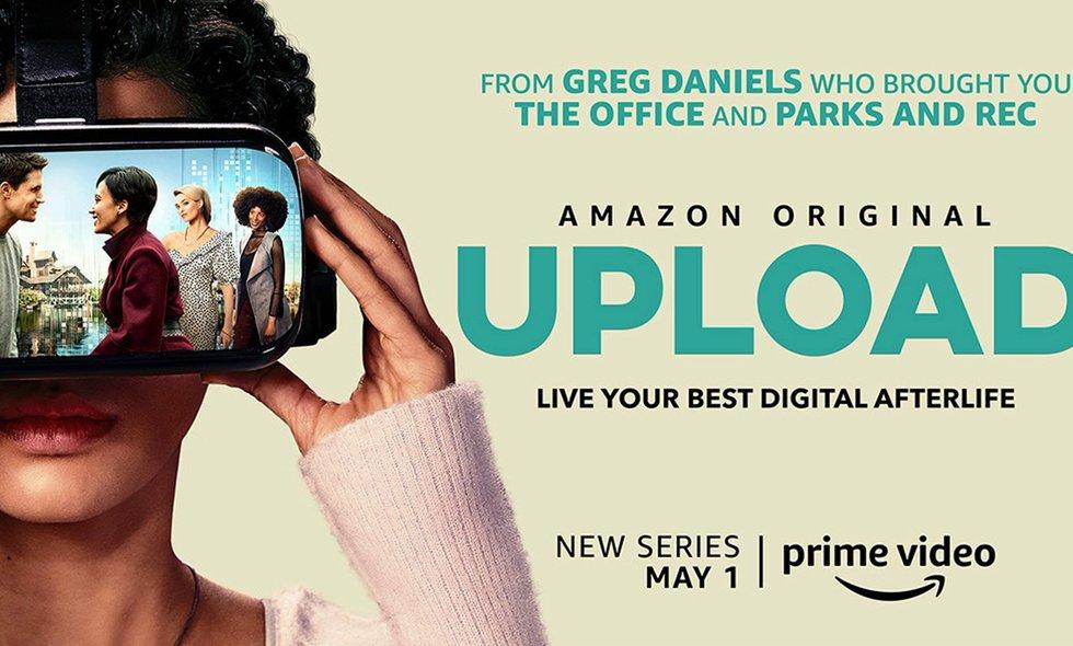Upload Amazon Prime Video