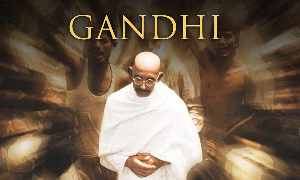 Gandhi Amazon Prime Video